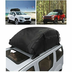 Coocheer Newest Car Roof Top Travel Cargo Bag Box Storage Rooftop Luggage