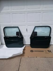 Jeep Wrangler Tj Doors Local Pick Up Only