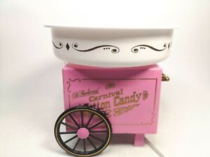 Nostalgia Ccm505 Cotton Candy Maker Old Fashioned Carnival Style
