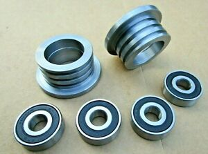 Sawmill Blade Guide Rollers 1 1 4 Blade Bandsaw Homemade Mill 1 2 Bore Bearing