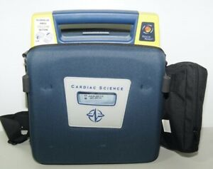 Cardiac Science Powerheart G3 Aed With Carrying Case