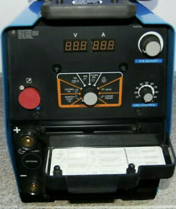 Miller Xmt Cc cv Dc Arc Welder With Auto line Excellent Condition