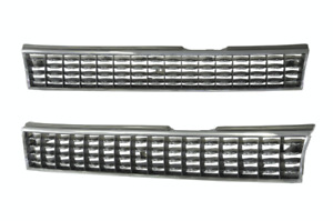 Front Grille For Toyota Corolla Ae92 1991 1994