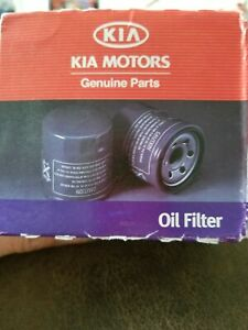 Kia Motors Genuine Parts Oil Filter 26300 35503