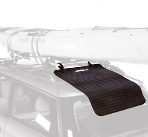 Thule Waterslide 854 Padded Mat Protects Vehicle While Loading Unloading Kayak