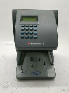 Schlage Biometric Handpunch Le Hp2000 Not Tested For Parts