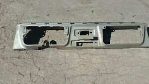 67 1967 Chevy Gmc Pickup Dash With Ash Tray Small Ignition Switch Hole Origina