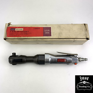 Vintage Sears Craftsman 756 18830 3 8 Air Ratchet Neumatic Tool With Orig Box