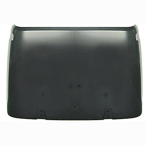 Ch1230256v New Replacement Hood Panel Fits 2007 2012 Jeep Wrangler