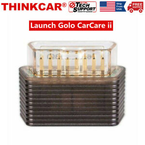 Launch Golo Carcareii Remote Diagnostic In Car Full System Scanner Tool