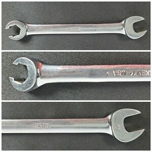 Snap On 14mm 6 Point Metric Open End Flare Nut Wrench Rxsm