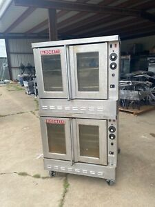 Blodgett Sho 100 g Dbl Convection Gas Oven With Double deck