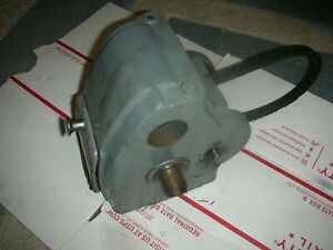 Atlas Mfc Milling Machine Headstock Assembly Used