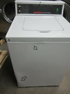 Speed Queen Commercial Top Load Washer Machine Opl Swnmn2sp112tw01 New