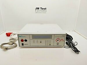 Associated Research 7720 Dc Withstand Voltage Tester 20 Kv 5 Ma Dc Br
