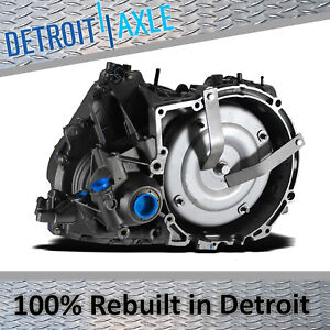 Rebuilt Transmission 6t70 For 2011 2012 Gmc Acadia Buick Enclave Traverse Awd