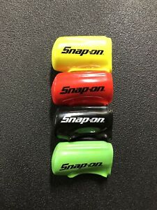 Snap On Tools Air Hammer Cover Protective Boot Red Yellow Green Ph3050 Ph3045