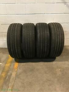 4x P225 60r17 Michelin Primacy A S 8 32 Used Tires