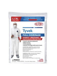 Trimaco Xl Paint Protective Coveralls