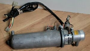 Vintage Eberspacher Hydronic Water Heater D4w U For Parts Repair 12v