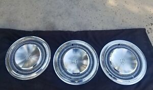 1966 Lincoln Continental Wheelcover Hubcap