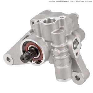 Remanufactured Power Steering Pump For Mazda 626 Mx 3 Mx 6 Millenia
