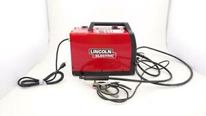 Lincoln Electric 140 Amp Weld Pak Flux Wire Feed Welder
