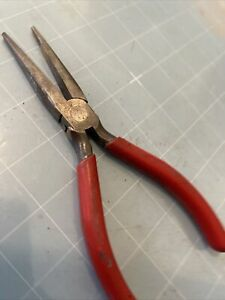 Snap On 96acp 7 Long Needle Nose Pliers