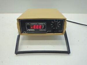 Omega 650 jf x d dss Type J Thermocouple Thermometer
