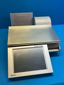 Mettler Toledo Impact Pact m Smart Touch Deli Bakery Produce Scale Commercial