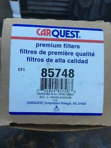 Carquest 85748 Dual Flow Lube Spin On Oil Filter Free Shipping