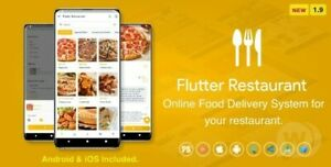 Own A Complete Online Food Delivery Phone App For Ios And Android