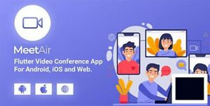Ios And Android Video Conference App For Live Class Meeting Webinar Training