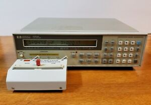 Hp Agilent Keysight 4263a Lcr Meter Fully Tested 100 Working