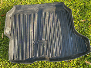 02 06 Acura Rsx Type S Oem Rear Factory Rubber Trunk Cargo Liner Mat Original
