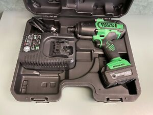 Matco Tools Mcl2012biw 20v 1 2 Impact Wrench Kit In Case Free Shipping