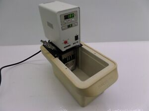 Haake Dc 10 Circulating Controller With P5 Water Bath