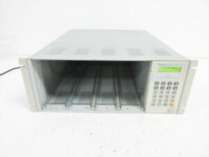 Chroma 6314a Dc Electronic Load Mainframe