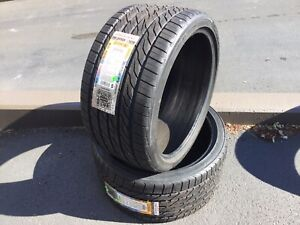 New Tires 2 Tires Nitto Motivo P295 30zr20 Sport A S