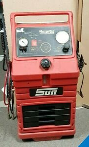 Snap On Sun Motorvac Eefs100c Untested As Is