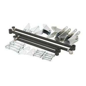 1932 Ford Triangulated 4 Link Natural Rear End Suspension Kit