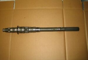 Chevy Np 833 Mainshaft Np440 My6 Transmission Chevy Gmc Needs Repaired 14053361
