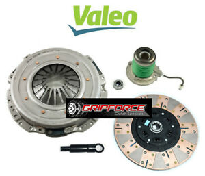Valeo King Cobra 11 Hd Dual Friction Clutch Kit For 05 10 Ford Mustang Gt 4 6l
