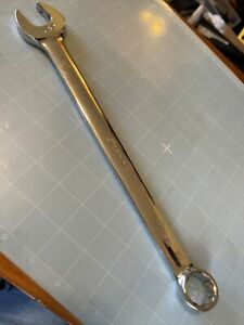 Snap On 22mm Combination Wrench 12 Point 11 7 8 Long Oexm220a