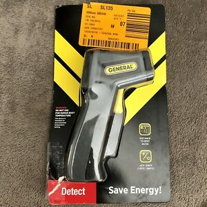 General Tools Mini Non contact Laser Infrared Thermometer Temperature Int205