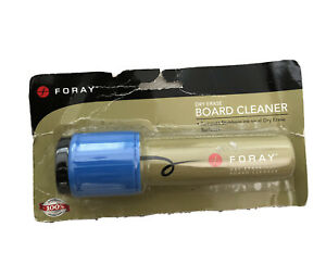 Foray Large Dry Erase White Board Cleaner
