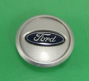 2005 2012 Ford Mustang Silver Sparkle Center Cap Hubcap Oem 4r33 1a096 Bb