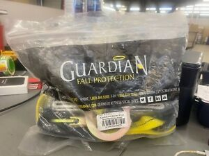 Guardian Fall Protection Rope Grab W Attached 3 Ft Shock Absorbing Lanyard