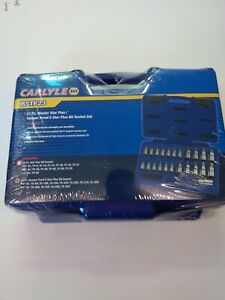 Carlyle Master Star Plus Bit Set 23piece Brand New With Case Bstp23