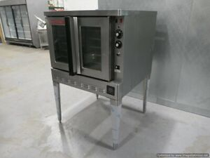 2016 Blodgett Zephaire Natural Gas Full Size Bakery Depth Convection Oven